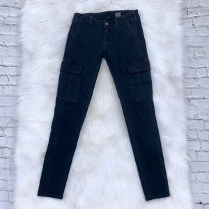 AG The Slim Cargo Skinny Straight Jeans - Size 25